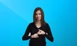 işaret dili kursu
